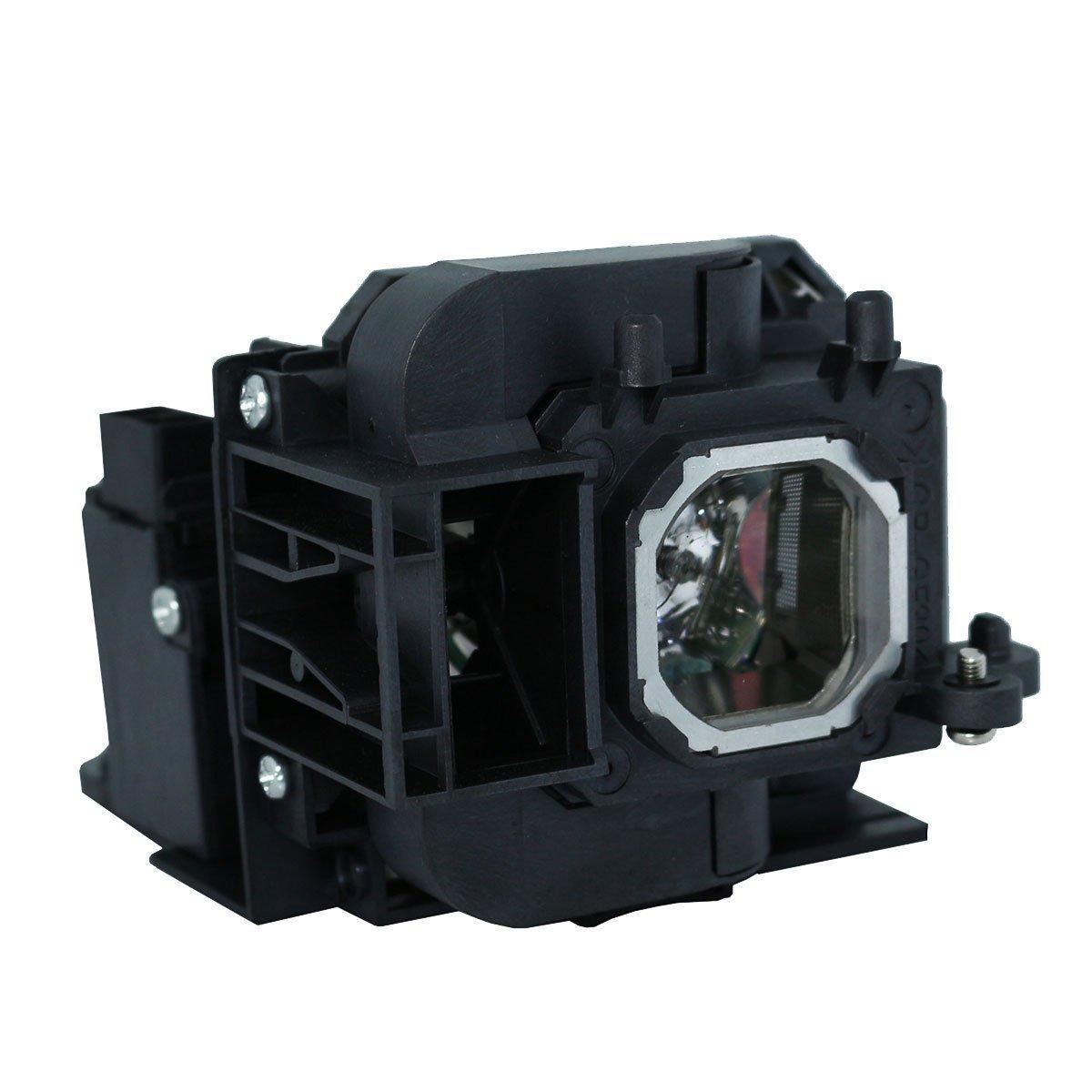 kingoo優れたプロジェクターランプfor NEC np-p401 W np-p451 W np-p451 X np-p501 X np-p501 X G np-pe501 X pe501 X用交換プロジェクターランプ電球ハウジング B078YX8BKZ