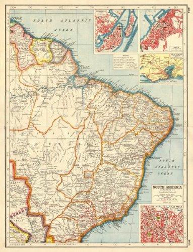 Amazon brazil projected federal district pernambuco bahia brazil quotprojected federal districtquot pernambuco bahia rio sao paulo 1920 gumiabroncs Gallery