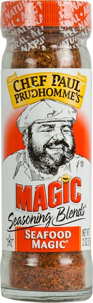 Chef Paul Prudhomme's Magic Seasoning Blends Seafood Magic -- 2 oz
