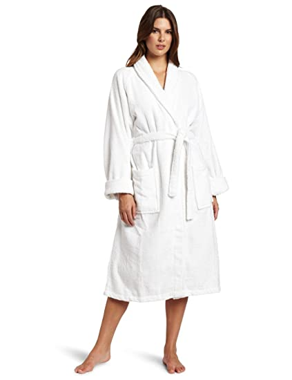 cf9679ca3b Image Unavailable. Image not available for. Color  Superior Hotel   Spa Robe  ...