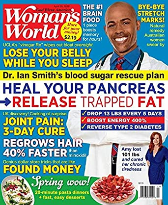 3 day diet womans world