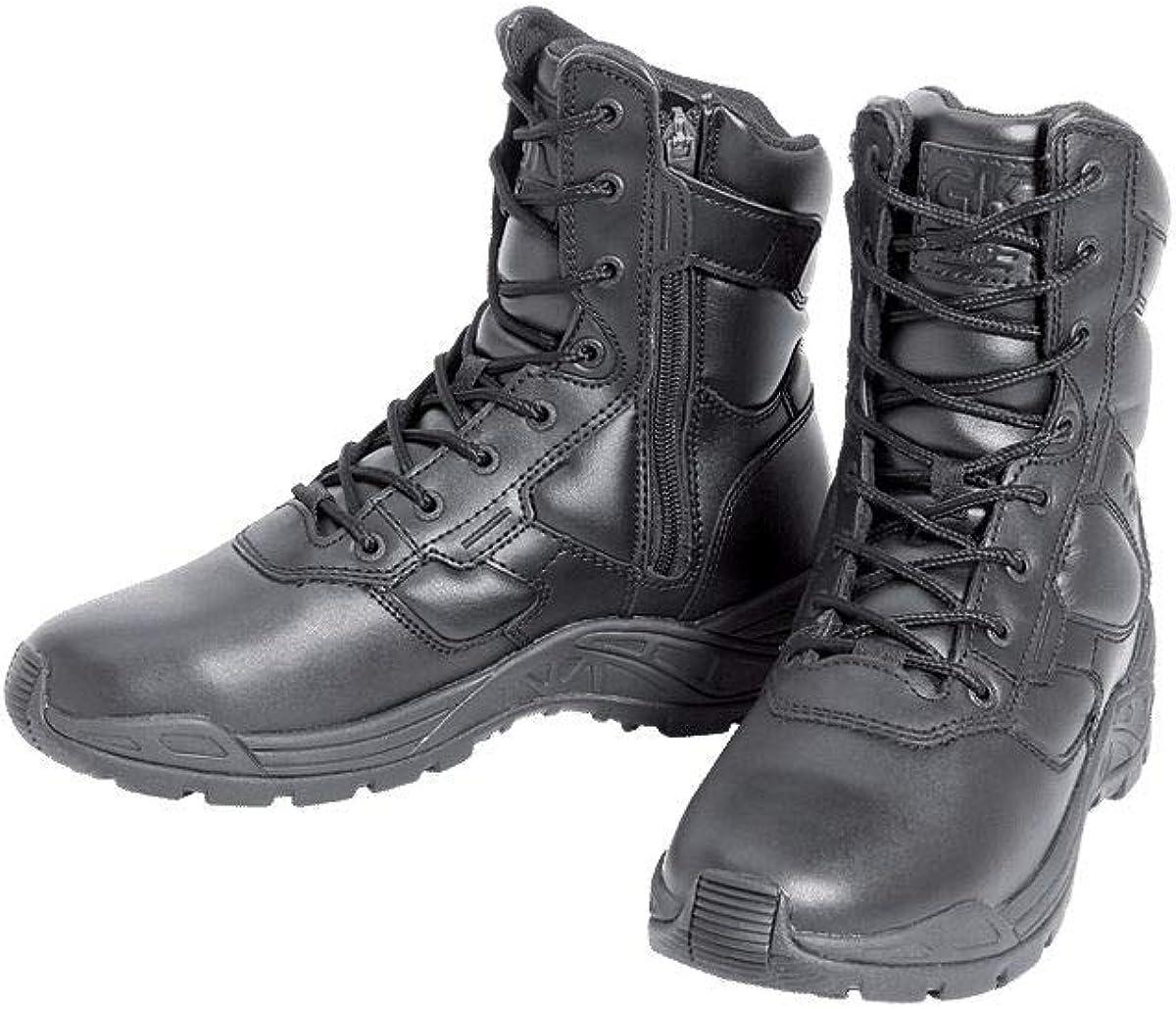Gk Pro Chaussures dintervention Field Cuir /& Zip