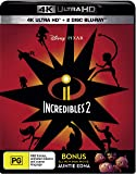 Incredibles 2 (4k Ultra HD)