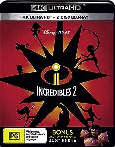 Incredibles 2 (4k Ultra HD)