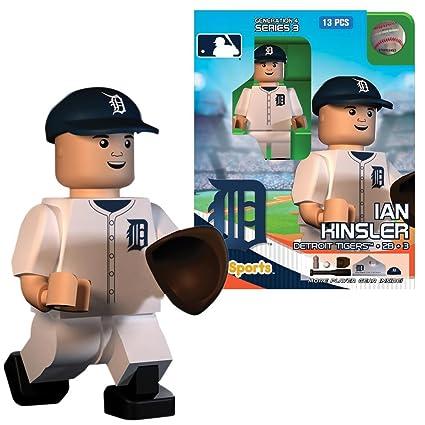 c43e18b5 Amazon.com: Detroit Tigers Ian Kinsler OYO Sports Minifigure (One-Size):  Toys & Games