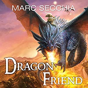 Dragonfriend: Dragonfriend, Book 1 Audiobook