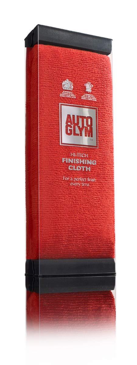 Autoglym AG 560008 Hi-Tech Finishing Cloth - Red Altro Ltd.