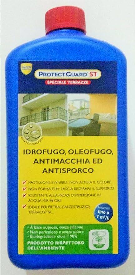 Protettivo IMPERMEABILIZZANTE per balconi e terrazze, idrofugo ...
