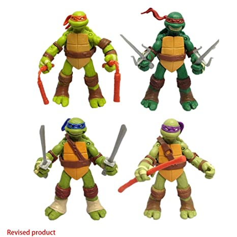 Amazon.com: Yang baby 4-Pack of Teenage Mutant Ninja Turtle ...