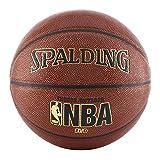 """Spalding NBA Zi/O Bola de Baloncesto Interior/Exterior- Tamaño Oficial 7 (29.5"""") 74,9 cm"""