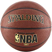 """Spalding NBA Zi/O Indoor/Outdoor Basketball - Official Size 7 (29.5"""")"""
