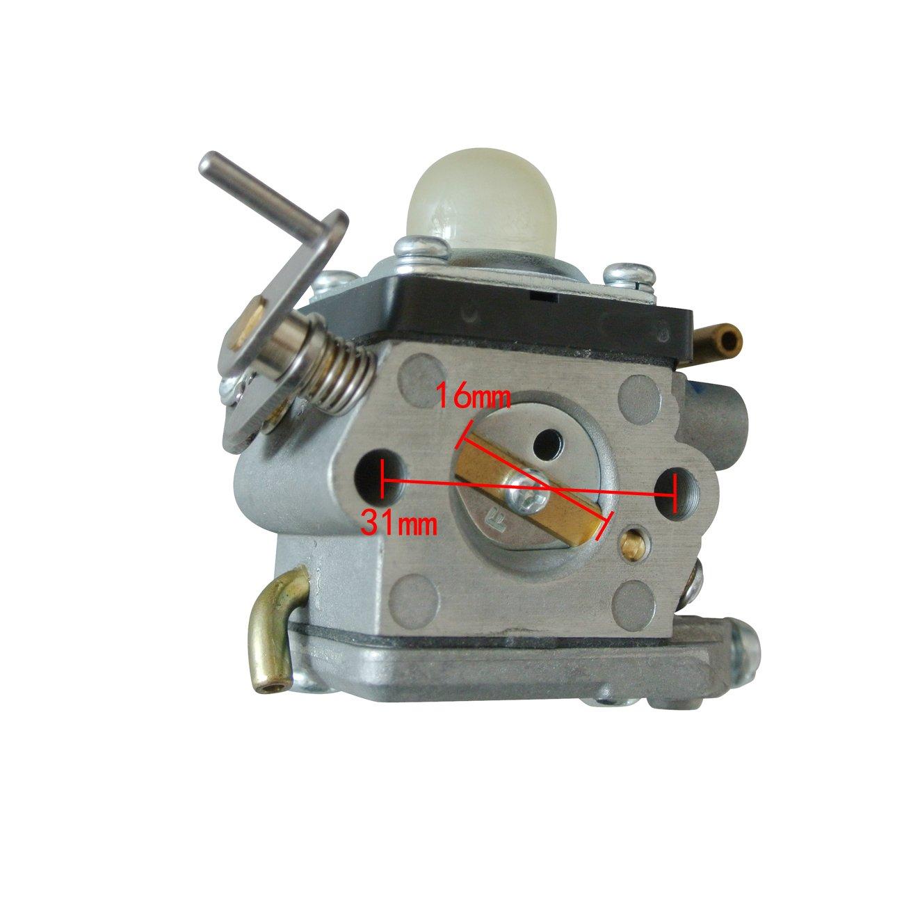 JRL 523012401/de carburateur pour Husqvarna 122hd45/122hd60/Taille-Haies