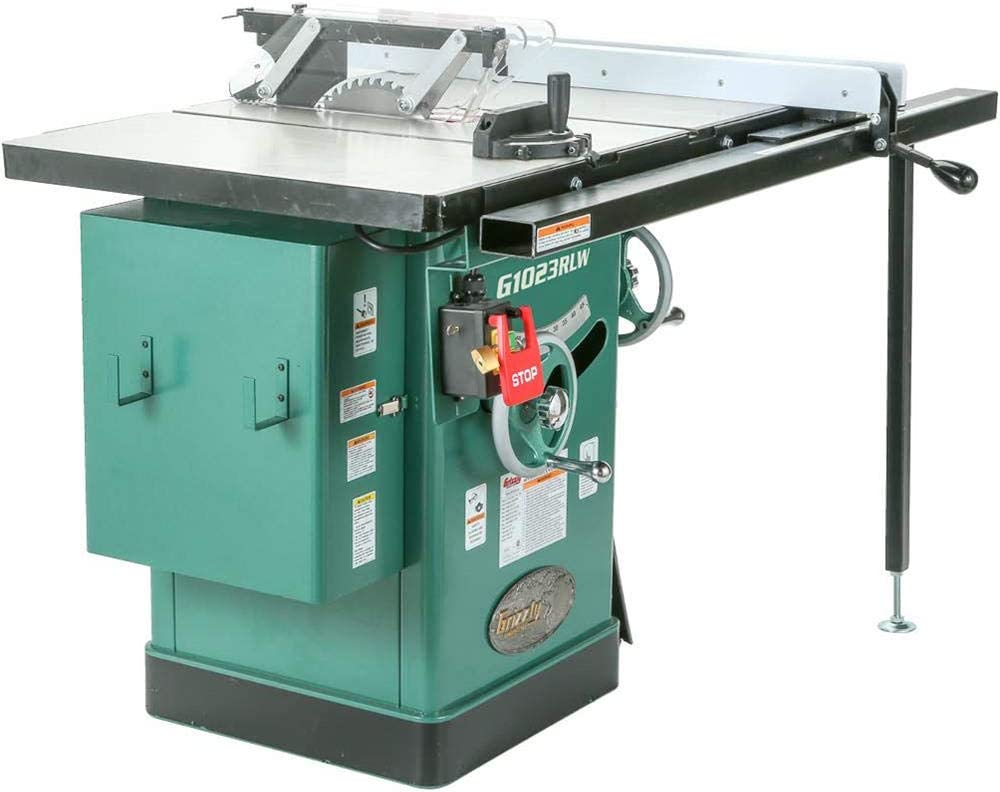 Grizzly G1023RLW Table Saws product image 5