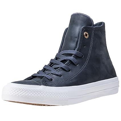 d310d99475805d Converse Chuck Taylor All Star II Craft Leather High Sneaker Damen 8.5 US -  39.5 EU