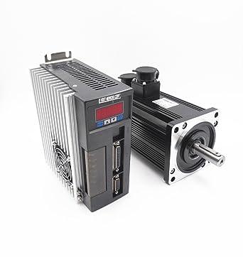 Servo Motor CNC Drive Control Kit 1,8 kW 6 Nm nema42 3000R/min 220 V ...