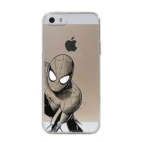 coque iphone 5 spiderman
