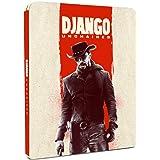 Django Unchained (Zavvi UK Exklusive Steelbook) [Blu-ray]