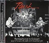 Rush - Hemispheres in Concert - Live in Tucson, AZ, USA, 20th November 1978 - 2 CD by Rush