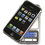 1 X Weight Scale 0.1g x 500g Digital Pocket Jewelry Mini 4 iPhone