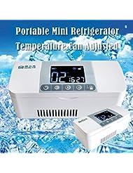 Portable Insulin Storage Cooler Bag Diabetic Insulin Cooler Box Rechargeable Fridge Mini Refrigerator Ice Box Travel Bag