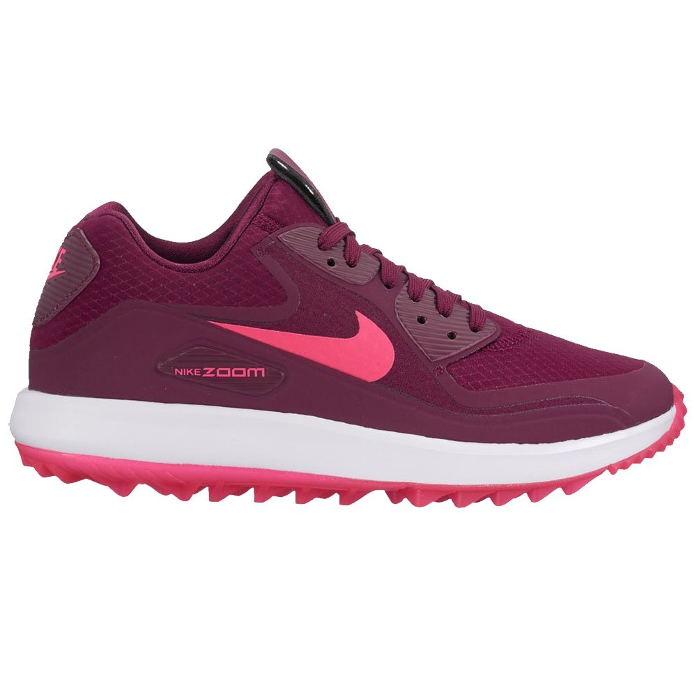 Nike Air Zoom 90 IT Golf Shoes 2017 Women Bordeaux/Hyper Pink/White Medium 9.5 by Nike