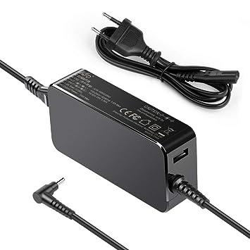 65 W 19 V Cargador de alimentación para Acer Chromebook 15 ...