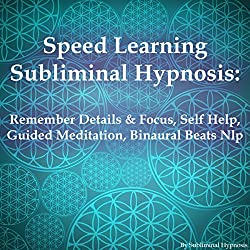 Speed Learning Subliminal Hypnosis