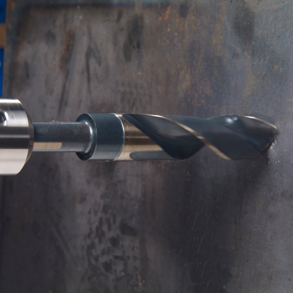 Champion Cutting Tool BlackGold XG12-17/32 Silver & Deming 1/2'' Shank Drill: MADE IN USA