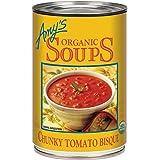 Amy's Organic Soups, Chunky Tomato Bisque, 14.5 oz