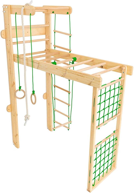 Kinderzimmer Turnwand klappbar
