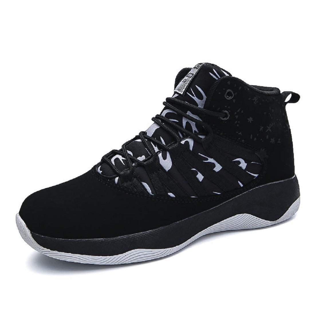 Herren Herbst Winter Mode Sportschuhe Gemütlich Warm halten Basketball Schuhe Draussen Laufschuhe Reiseschuhe EUR GRÖSSE 39-44