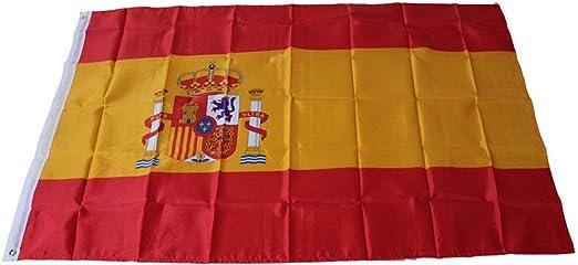 Bandera España Grande para Día Nacional Carnaval Desfile Adorno ...