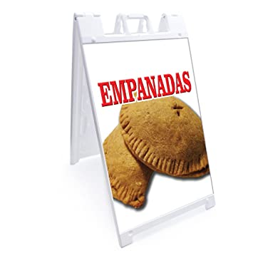 """A-frame Roasted Peanuts Sign With Graphics On Each Side24/"""" X 36/"""" Print Size"""