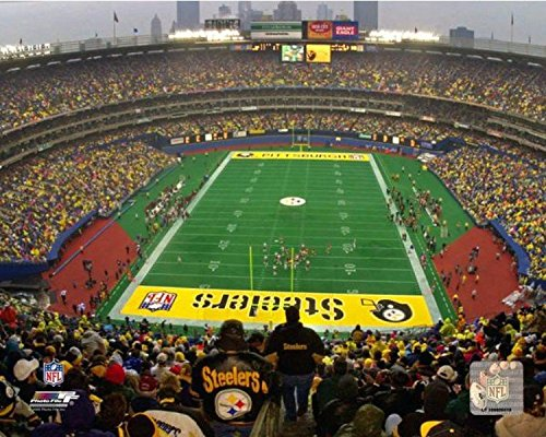 Pittsburgh Steelers Three Rivers Stadium Photo (11