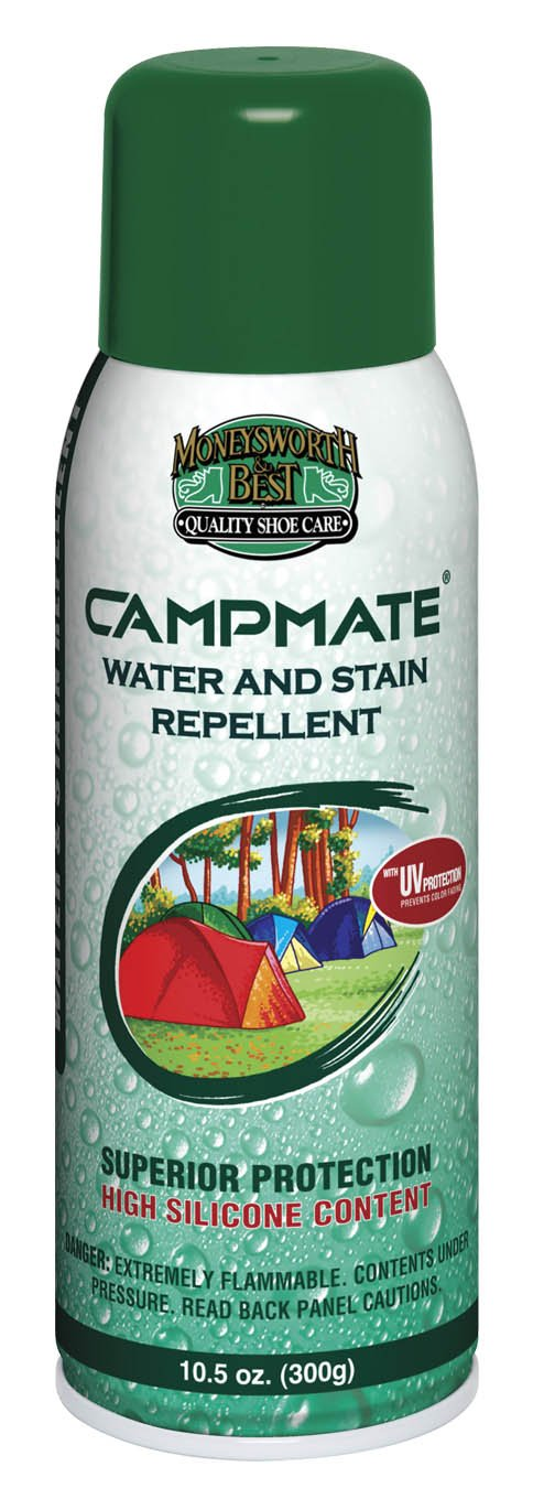 Moneysworth & Best Campmate Silicone Water & Stain Repellent 10.5 Ounces