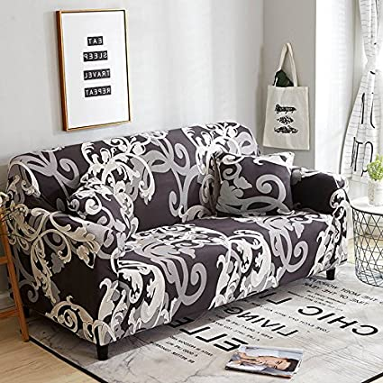 Amazon.com: XGM GOU Sofa-Slipcovers Tight Wrap All-Inclusive ...