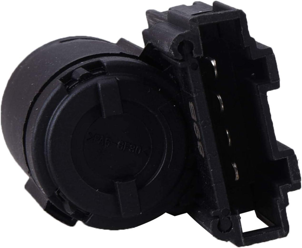 Bapmic 1K2945511NAR Interrupteur de frein 4 broches