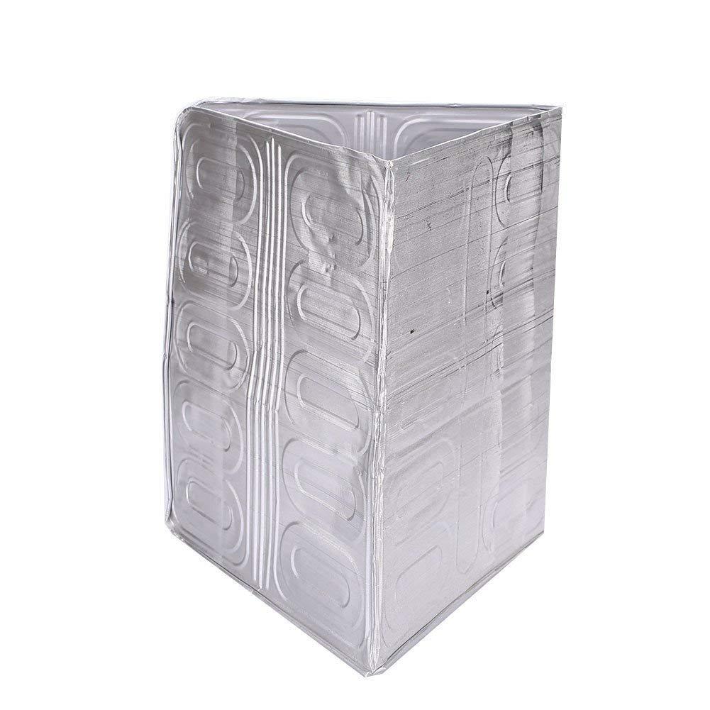 BloomGrün Co. Folienplatte Gasherd Ölsiebe Splatter Kochen Insulate Folding Prallplatte
