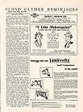 1955 Lambretta Motor Scooter Magazine Ad