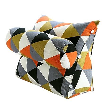 Lanna Shop- apoyo lumbar cojín almohada almohada de lectura ...