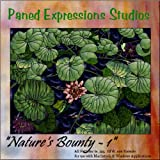 Stained Glass Pattern Collection - ''Nature's Bounty 1''