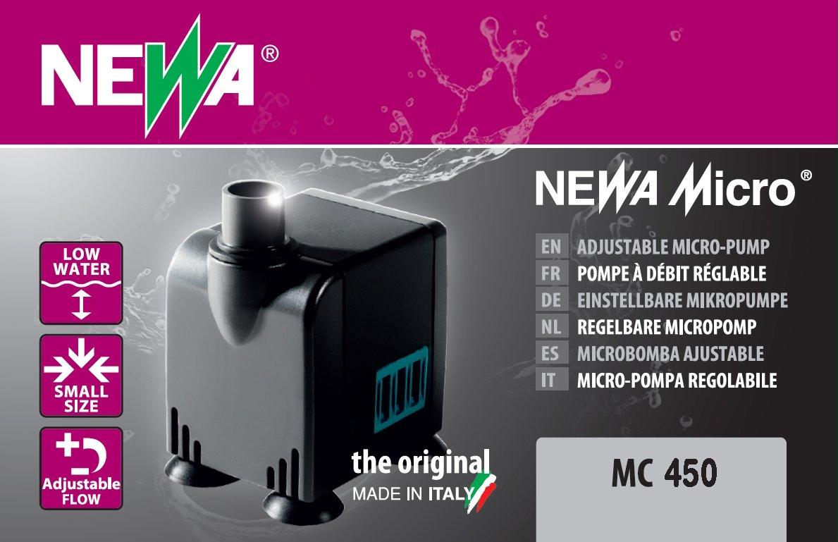Unbekannt Newa 450Micro-Pumpe für Aquarien AG502510