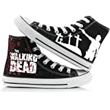 The Walking Dead Shoes Canvas Shoes Sneakers 2 Styles