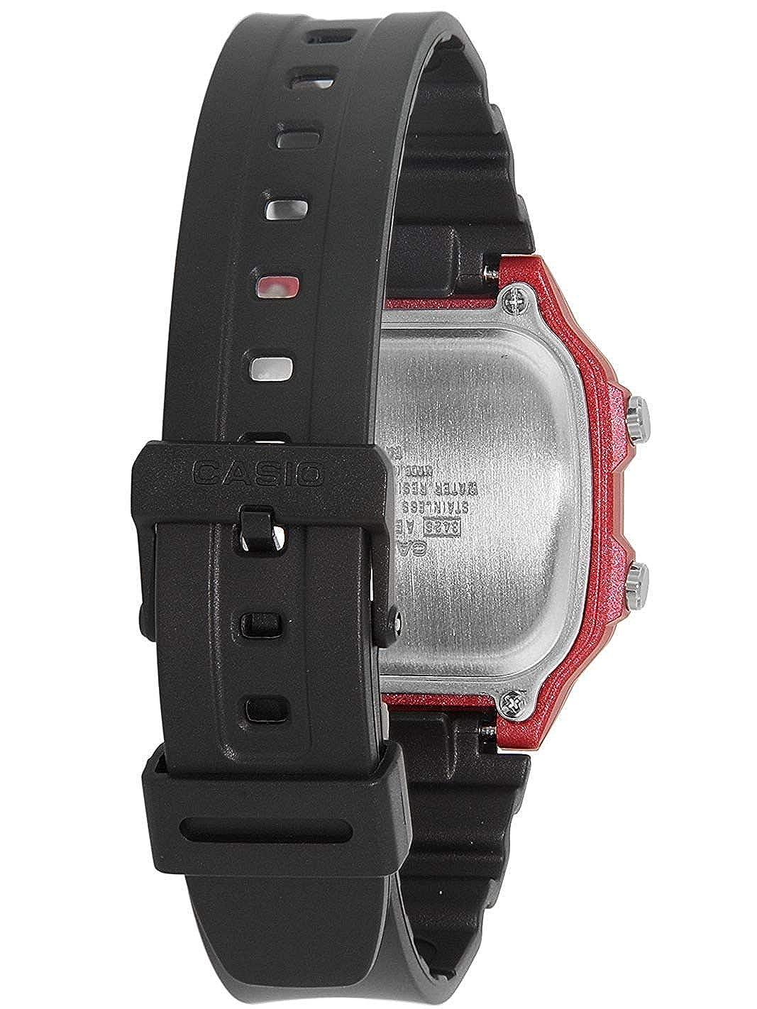 Casio Reloj Digital para Hombre de Cuarzo con Correa en Plástico AE-1300WH-4AVEF: Amazon.es: Relojes