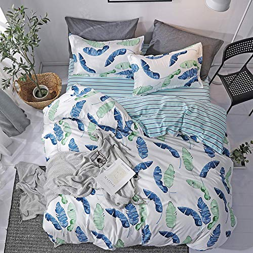 Wild-bad-boy High end Room Decoration Bedspread Bedding Set Twin Full Queen King Size Bedclothes Duvet Cover Bed Sheet Pillowcase,a16,King Cover 220by230 ()