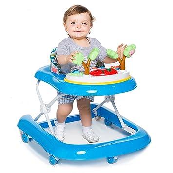 DULPLAY Andador de bebé, 6 - 18 Meses de Seguridad, Primer Juego ...