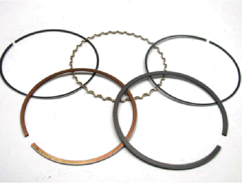 Piston Ring Set 91.97mm For 1998 Polaris Sportsman 500 4x4 ATV