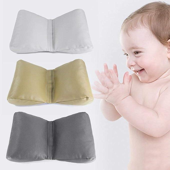 Togames-ES Tipo de Mariposa Suave PU Reci/én Nacido Beb/é Accesorios de Fotograf/ía Almohada Beb/é Cu/ña en Forma de posicionador Infantil Infantil Almohada Coj/ín