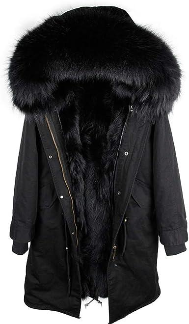 Winter Fur Parka