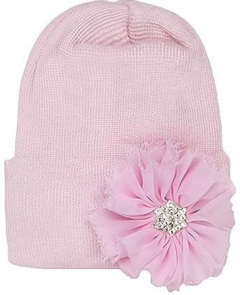 Amazon.com: Melondipity de regalos recién nacido niña rosa ...